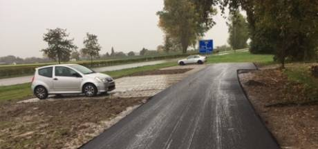 Ook Est heeft nu een carpoolplaats in de strijd tegen de files op de A15