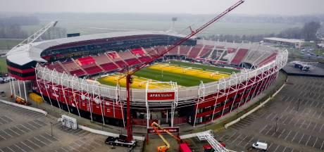 AZ mag in eigen stadion tegen Ajax spelen: 'maar mogelijk zonder publiek'