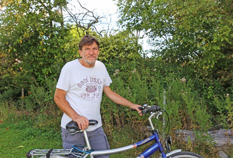 Cameraman Johan Stoefs uit Asse schreef zich in als proefpersoon voor het coronavaccin.