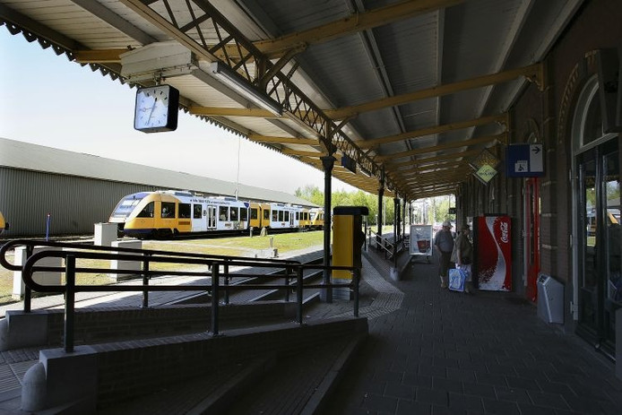 Station Winterswijk. Foto: Theo Kock
