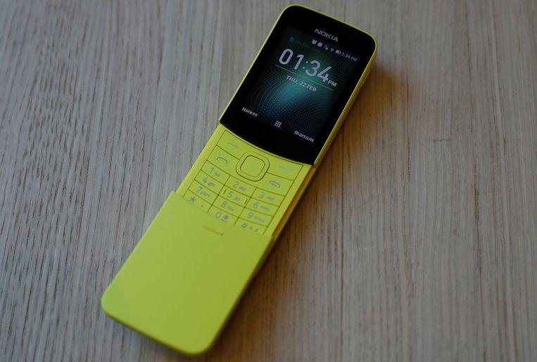 De Nokia 8110