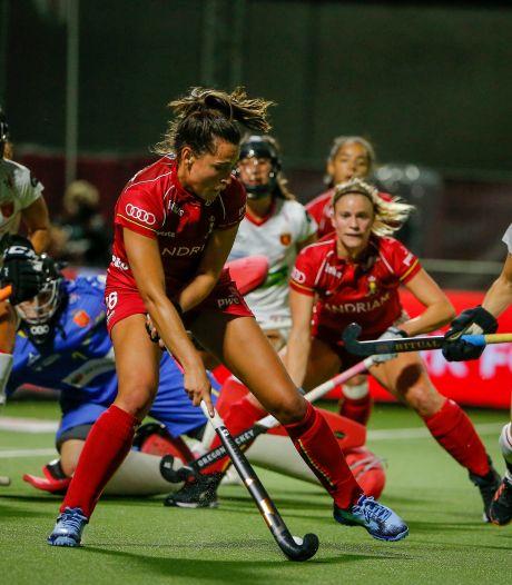 Les Red Panthers loupent les demi-finales et sont éliminées par l'Espagne