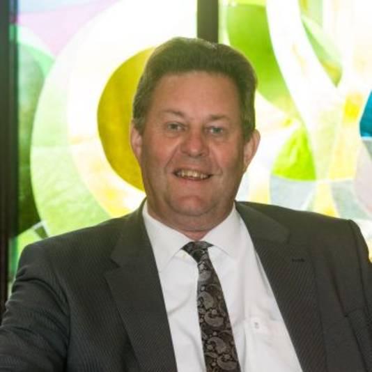 Burgemeester Breunis van de Weerd van de gemeente Nunspeet