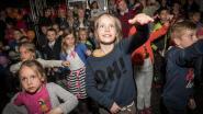 Kinderen baas in club Verso met BlitZ