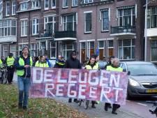 Weinig animo voor Eindhovense demonstratie gele hesjes