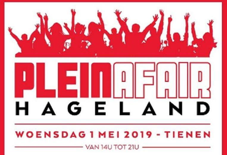 Pleinafair is een volksfeest van sp.a op 1 mei.