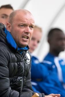 Trainer Isselman keert succesvol FC Zutphen toch de rug toe