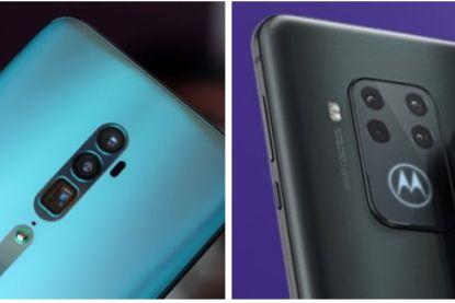 Camera-opbod gaat verder: steeds meer smartphones met vier lenzen
