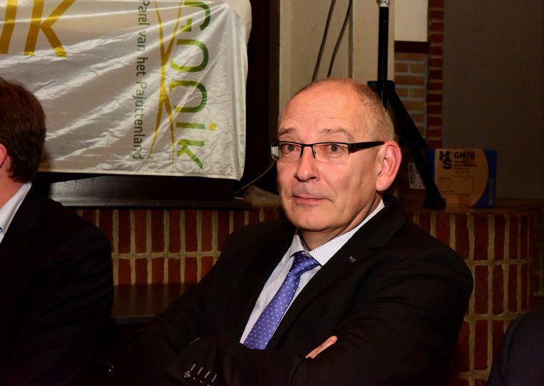 Prof.Dr.Ir. Hugo Thienpont kwam zijn project zelf uitleggen