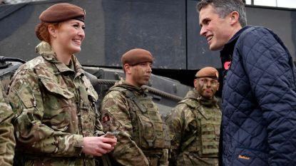"""Britse minister: """"Leger stelt voortaan alle functies open voor vrouwen"""""""