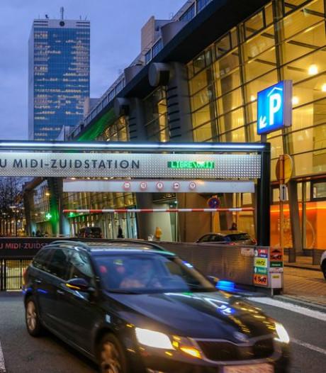 Bruxelles supprime les places de stationnement fixes réservées aux entreprises