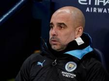 Guardiola lacht om geruchten: 'Ik blijf bij City, 100 procent'