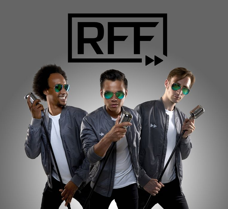 De band RFF staat op de affiche van Fest@Hest