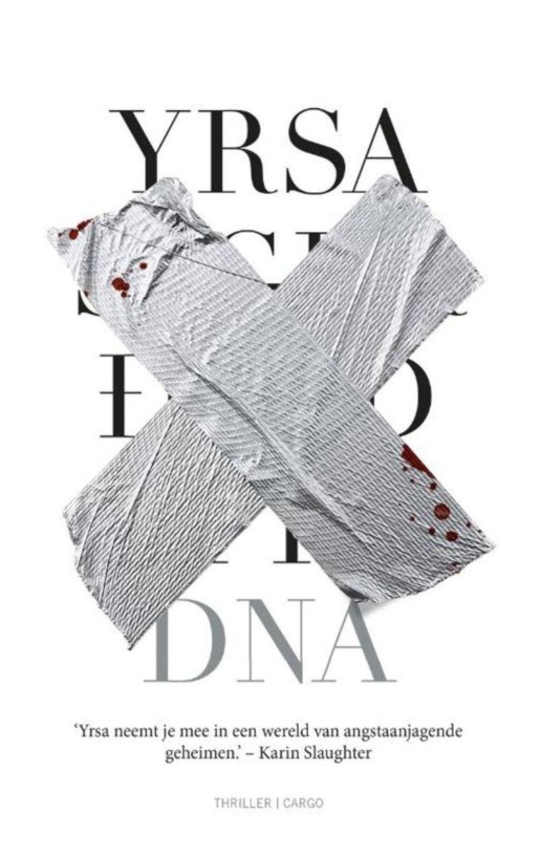 Omslag 'DNA' Beeld TR BEELD