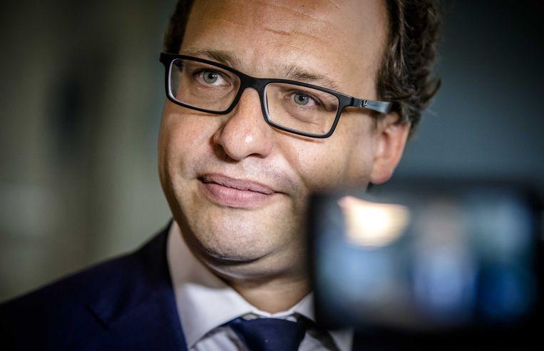 Minister Wouter Koolmees. Beeld ANP