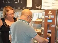 'Het Èrpelhokske': Waspikse eerste aardappelautomaat