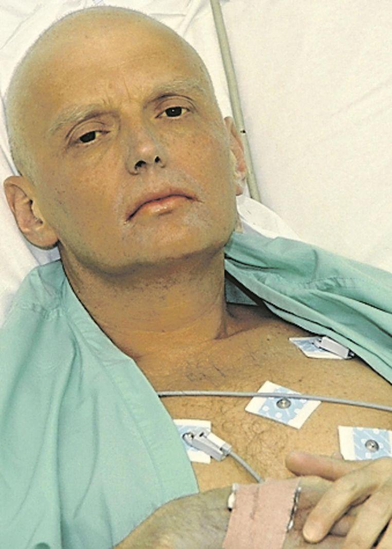 Aleksandr Litvinenko. Beeld AFP