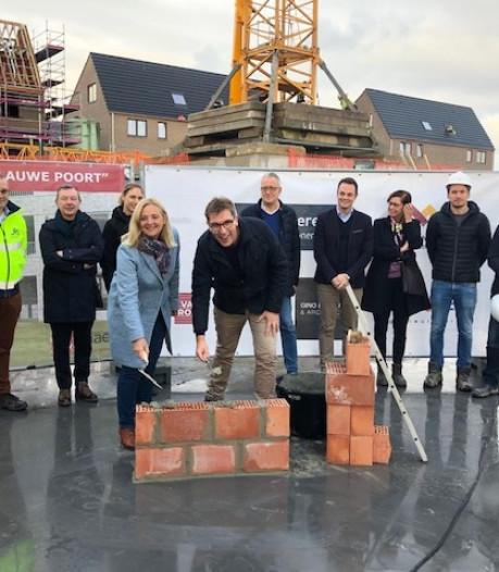 Zestig sociale appartementen in nieuwe residentie Blauwe Poort