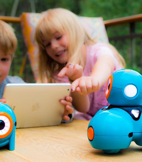 Robotfeest in Bibliotheek Beek en Donk