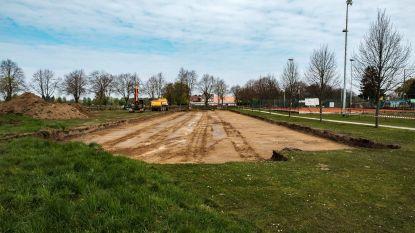 Werken aan nieuwe parking Fort 3 van start gegaan