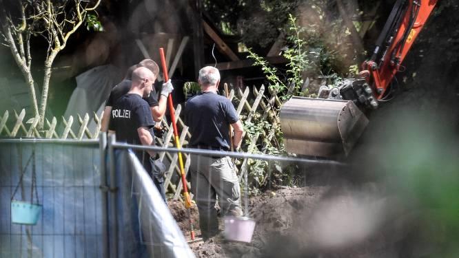 Duitse politie stoot op kelderruimte in volkstuintje in Hannover tijdens zoektocht naar sporen van Maddie McCann