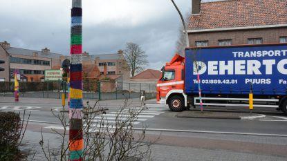 Groen licht voor tonnagebeperking op vier gewestwegen