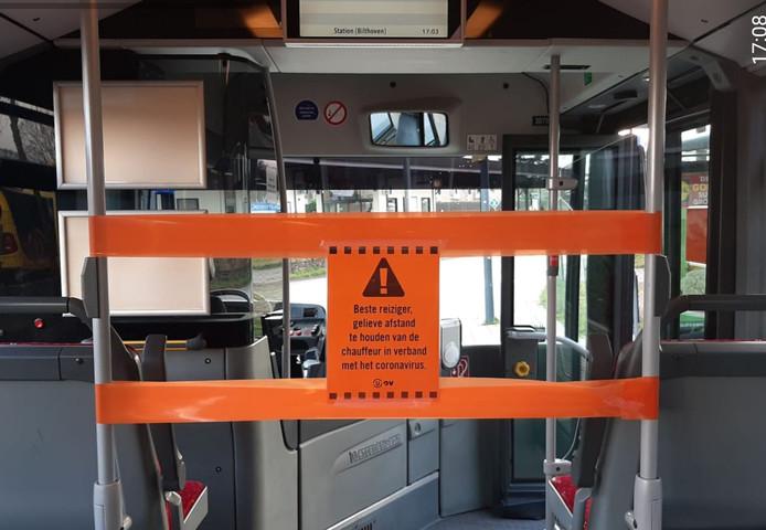 Reizigers maken misbruik van de maatregelen door niet in te checken.