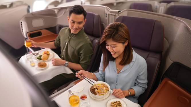 """400 euro om te dineren in grootste passagiersvliegtuig ter wereld: """"Een schot in de roos"""""""