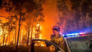 Evacuatiebevel voor duizenden bewoners door natuurbranden in zuiden van Australië