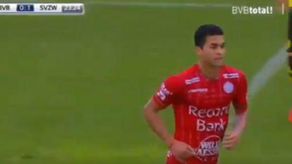 VIDEO: Zulte Waregem verliest van Dortmund, Harbaoui en Derijck zorgden voor deze twee goals