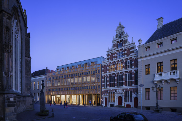 Stadhuiskwartier Deventer.