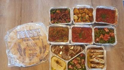 Restorecensie restaurant Palmyra: Syrische gerechten zorgen voor een unieke ervaring