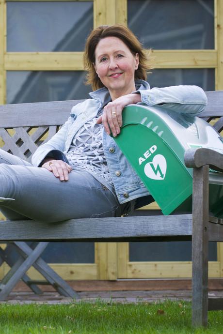 Antoinette Benneker neemt afscheid van Hart voor Oldenzaal