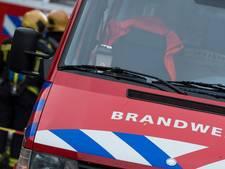 Twee mensen naar ziekenhuis door brand in Nieuw-West