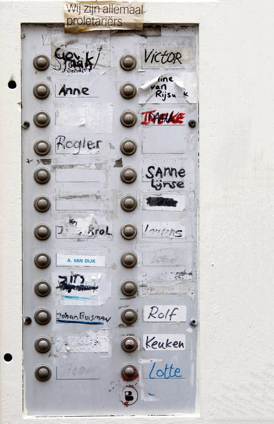 In het Spijkerkwartier mag geen pand meer worden gebruikt voor verhuur van kamers. Foto ter illustratie.