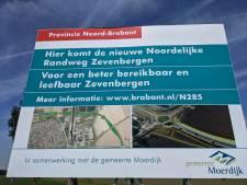 Noordelijke Randweg Zevenbergen: nog ver weg