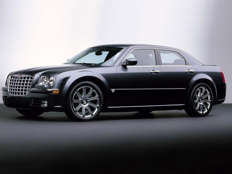 Chrysler 300c. Beeld