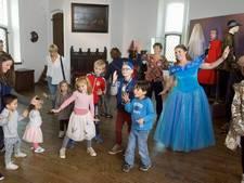 Prinsessenpartijtje op Kasteel Doornenburg