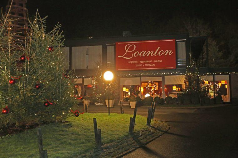 Het incident gebeurde in het prestigieuze restaurant Loanton, dat zeer geliefd is bij bekende Vlamingen.