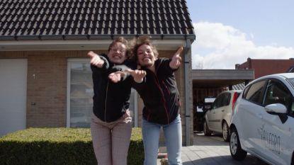 #SAMENTEGENCORONA. Drone filmt warme boodschappen van inwoners Lievegem