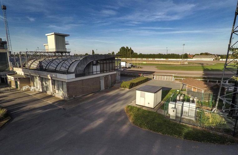 De site van de hippodroom in Kuurne: veel onbenut potentieel.