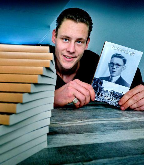 Victor (21) schrijft boek over opa in oorlogsjaren: 'Het is een herkenbaar verhaal'