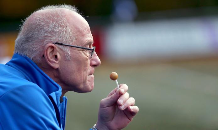 RKHVV-trainer Frans Koenen