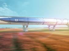 Hyperloop in Nederland een stap dichterbij: start-up haalt 1,3 miljoen euro op