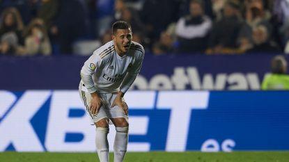Nog geen paniek: Hazard zou niet eerste geblesseerde sterspeler zijn die toch groot toernooi kleurt