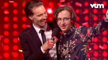 Ibe wint 'The Voice van Vlaanderen 2019'!