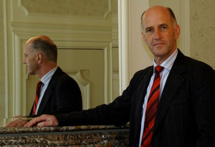 Oud-wethouder Jaap Melse.