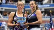 """Elise Mertens wint dubbel op US Open en grijpt eerste grandslam: """"Ik kan het niet geloven"""""""
