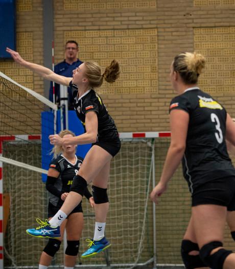 Na gloriejaren lijkt het plafond bereikt voor WVC Volley