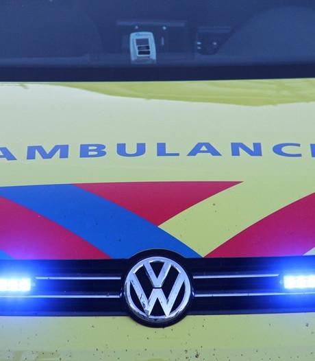 Man gewond bij eenzijdig ongeval bij Ellewoutsdijk